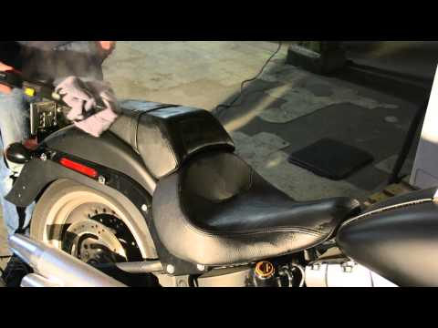 Motorcycle Detailing With a Steam Cleaner - Dupray Steam Cleaners