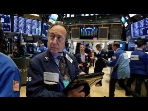 Should investors be cautious about financials?