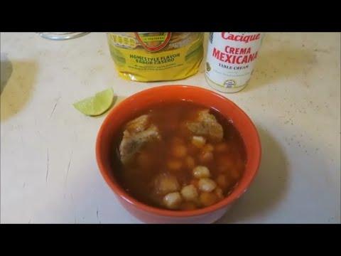 Pozole Recipe (Mexican Dish)