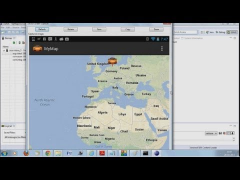 Google Map With Android API V2