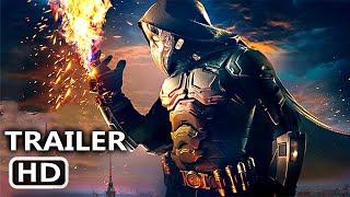MAJOR GROM: PLAGUE DOCTOR Trailer (2021) Antihero, Extended Movie Trailer