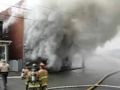 Ken's Tackle Shop fire in Groton CT