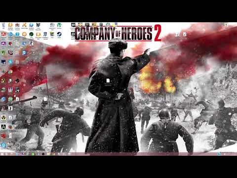 Company of Heroes 2 how to install mod manually