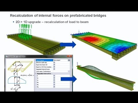 [EN] (EN 1992) Bridge Design - Scia Engineer