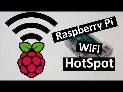 Raspberry Pi Wifi Hotspot Router File Share Media Server
