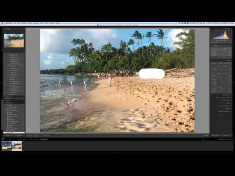 How to Remove Tourists in Lightroom