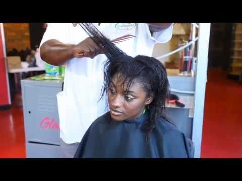 How to Repair Chemically Damaged Hair (Relaxed)