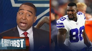 Cris Carter weighs in on the Dallas Cowboys releasing Dez Bryant | FIRST THINGS FIRST
