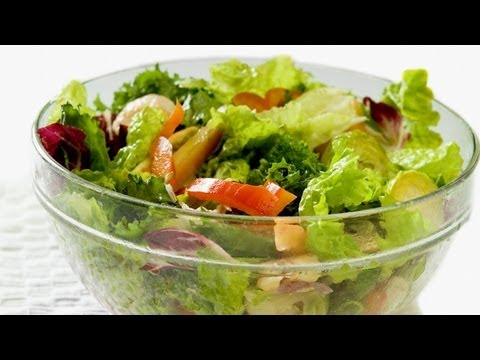 How to Make a Fresh Garden Salad | P. Allen Smith Cooking Classics