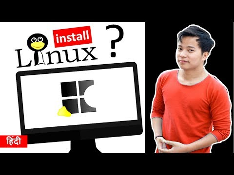 How to install Linux Operating System Using Pendrive on Computer | Ubuntu install kesee kare hindi