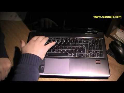 Lenovo IdeaPad Z585 (korisnički test, 19.02.2013)