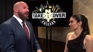Triple H praises Bate vs. Dunne, asks whether anyone can step up to Asuka