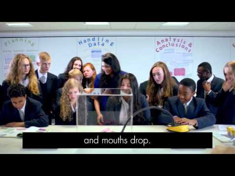 Get into teaching TV advert 2015