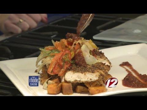 In The Kitchen: Pan Roasted Turkey Tenderloin
