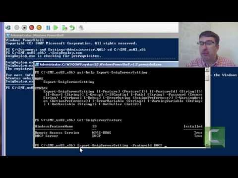 #4 Migrating DHCP from Windows Server 2003 to Windows