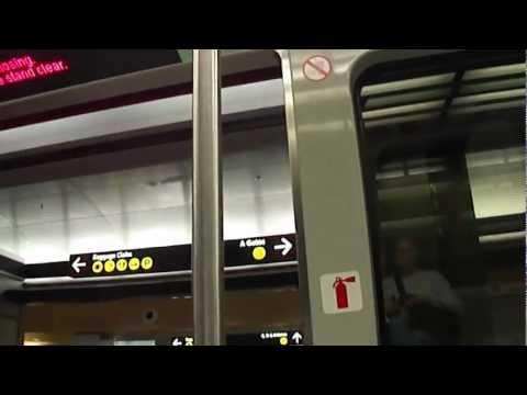 Seattle - SeaTac Airport Satellite Transit System