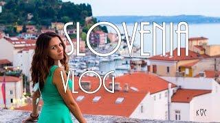 The Best of Slovenia   Portoroz, Piran, Ljubljana, Izola, Koper 2016 4K