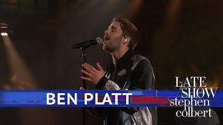 Ben Platt Performs 'Bad Habit'