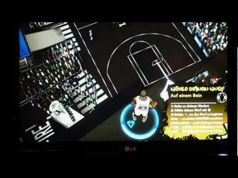 NBA 2k12 Archievment High Riser