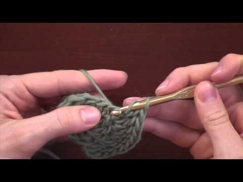 Crochet Increases: Increase Single and Double