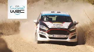 FIA Junior WRC - RallyRACC 2017: JWRC Highlights Friday