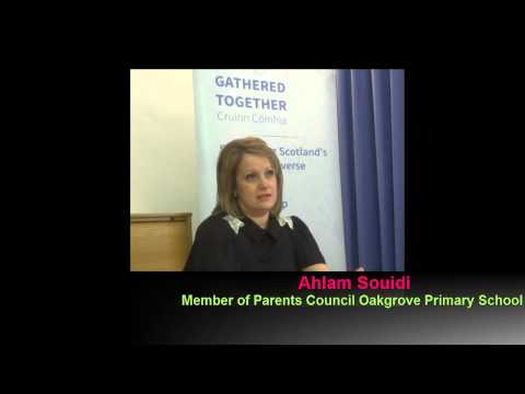 How did you become involved in the Parents Council in Oakgrove Primary School?