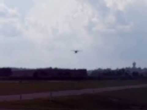 Kristen's First Airplane Solo Cessna Skyhawk.