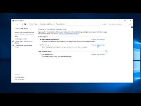 Windows 10 - How To Make Windows Shutdown Automatically