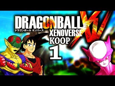 Dragon Ball Xenoverse [Koop] | Pink Freezer! | Part 1 mit Wolo
