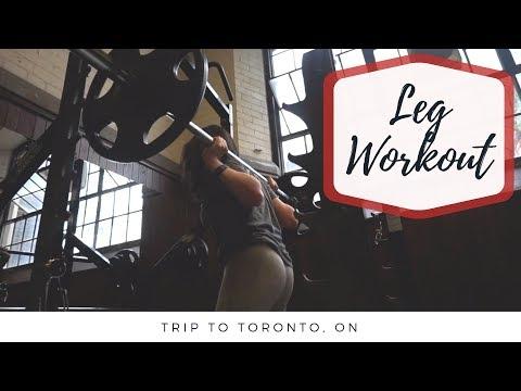 Toronto University Workout