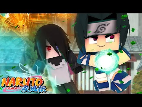 Minecraft: Who's Your Family? - FAMILIA UCHIHA DO SASUKE ( Naruto Shippuden )