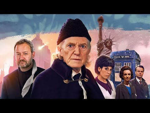 The First Doctor Adventures Trailer | Doctor Who