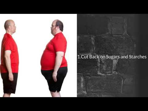 3 Simple Steps to Lose Weight based on Science