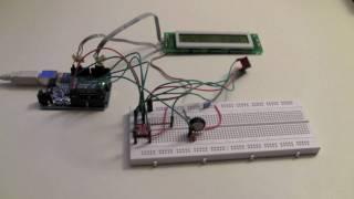 MPX4115A Pressure Sensor with Arduino