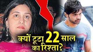 Reason why Himesh Reshamiya divorced his wife!
