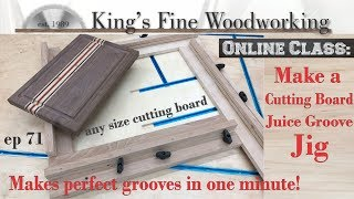 King S Fine Woodworking Videos