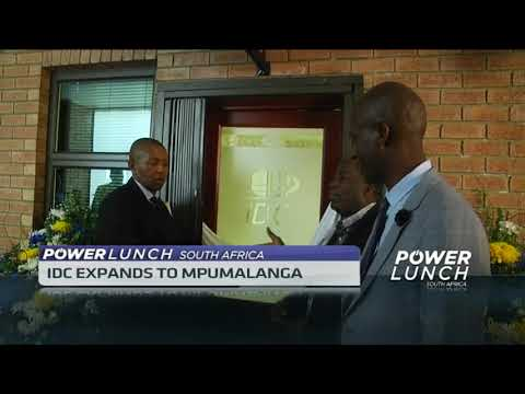 IDC's Geoffrey Qhena gives reasons for expansion into Mpumalanga