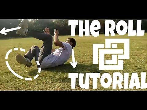 Charak kumar - Parkour roll indian tutorial in Hindi.(2015)