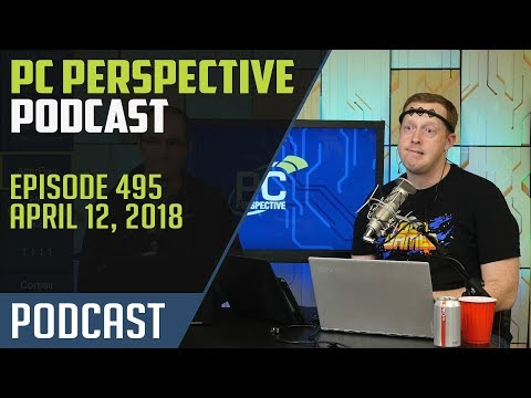 Podcast #495 - ICY DOCK's 16 bay enclosure, Intel Rumors, and more!