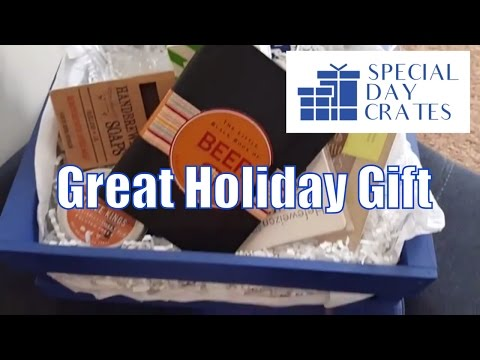 Special Day Crate Review - Gift Basket