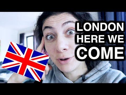 BOOKING TICKET TO LONDON! - TRAVEL VLOG 297 AMSTERDAM | ENTERPRISEME TV