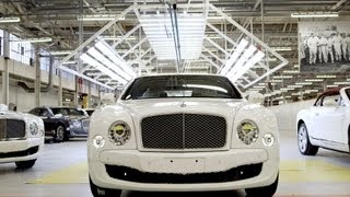 ► 2014 Bentley Mulsanne PRODUCTION