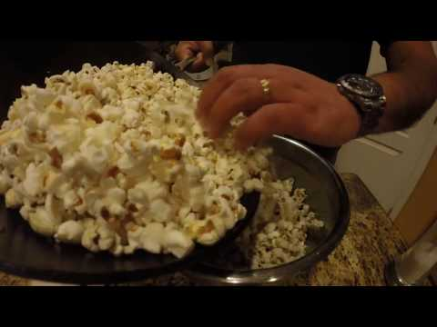 How-to cook stovetop popcorn.