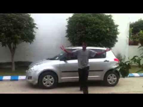 Stunt - Car hop....