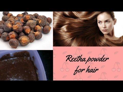 Reetha powder for hair|hair pack at home for dandruff,hair growth,hairloss