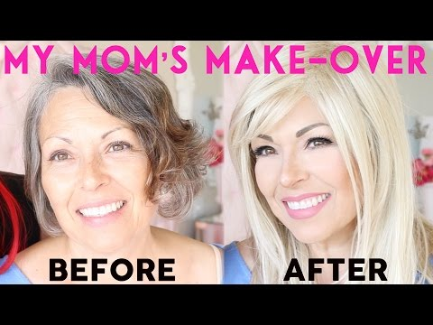 My Mom's Make-Over: 20 Years Younger