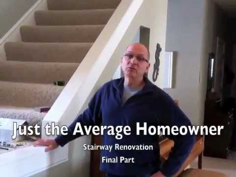 Stairway Renovation Final Part