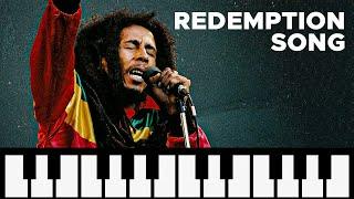 Como tocar: Redemption Song - Bob Marley [ MELODICA ][ TUTORIAL ][ NOTAS ]