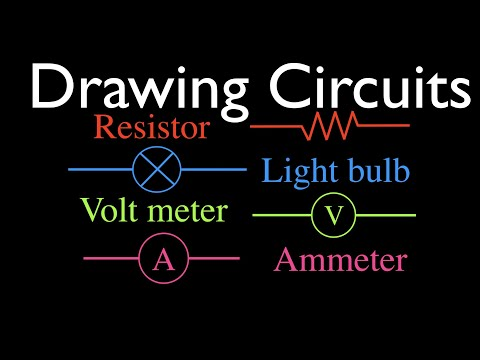 Drawing Series and Parallel Circuits (8 of 16)