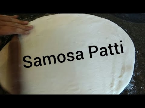 Make Samosa patti at home and easily use till 1 month